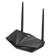 Wireless router tracks user Internet activities