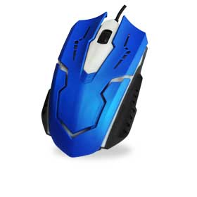 Gaming mouse has 1,000cpi resolution