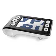 Digital magnifier enlarges texts, images up to 10x