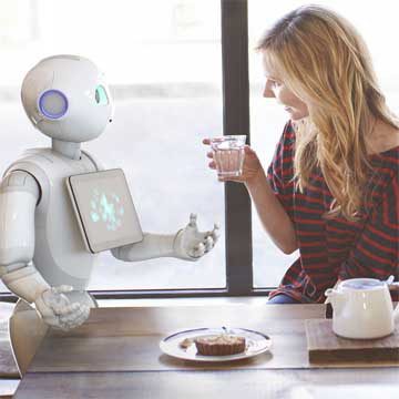 1 in 10 US households to have consumer robot by 2020
