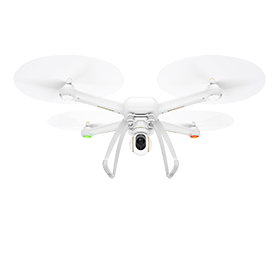 Xiaomi's first-ever drone shoots 4K videos
