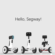 Segway Robot reinvents personal transportation
