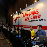 Hong Kong Drone Racing Championships 2016 - the Finals!