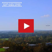 Amazon completes first drone delivery order