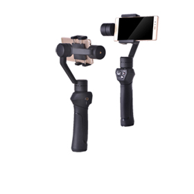 Anti-vibration 3-axis gimbal