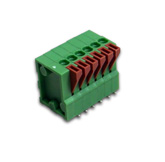 SMD terminal block for 20 to 26AWG wires
