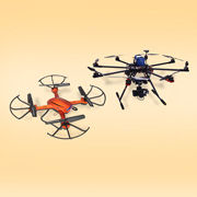 Application Watch: China makers offer MEMS sensors, brushless DC motors, lithium batteries for drones