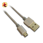 USB 2.0 cable features USB Type-C plug
