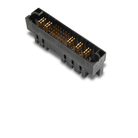 6.5mm PCB header with 250V rated voltage