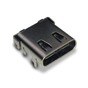 USB 3.1 Type-C female connector in SMD, DIP