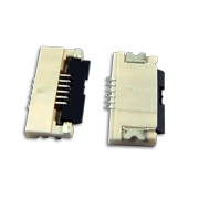 SMD FPC connector has 0.5mm pitch