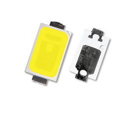 SMD LED with 130 lm/W luminous efficacy