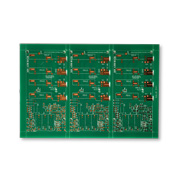 Double-sided PCB for high-voltage products