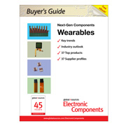 Free eBook: Next-Gen Components for Wearables