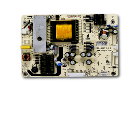 Open-frame power supply for LED TVs, kiosks