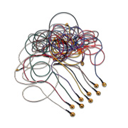Wire harness for EEG, EMG machines
