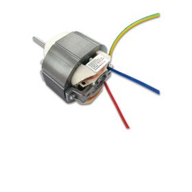 23.5W shaded pole motor with 1,500rpm