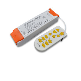 Dimmable LED driver with >78% efficiency