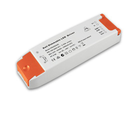 Dimmable LED driver has >85% efficiency