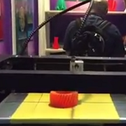 3D printer with 0.04mm accuracy [VIDEO]