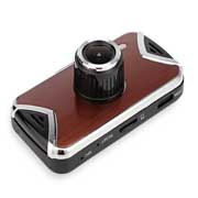 Fisheye car black box delivers HD images