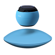 Levitating sphere boosts sound quality of Bluetooth speaker