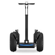 Electric personal transporter travels 35km per charge