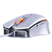 Gaming mouse packs 8,200dpi