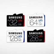 Samsung unveils world's first removable UFS cards