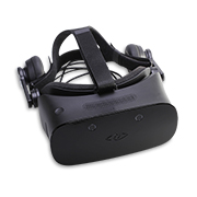 PC-connected VR headset uses 2K display