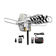 ViewTV Outdoor Amplified Antenna - 150 Miles Range, 360 Degrees