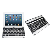 Scissor-switch Bluetooth keyboard for iPad