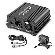Neewer 1-Channel 48V Phantom Power Supply