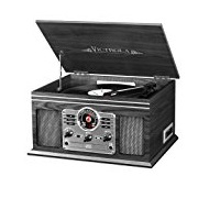 Victrola VTA-200B Nostalgic Classic 6-In-1 Turntable with Bluetooth