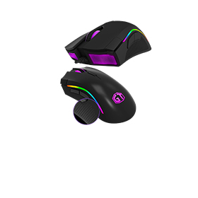 Gaming mouse packs up to 10,000dpi