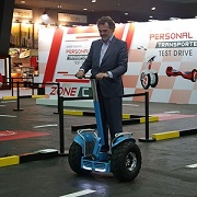 Test-drive latest EPTs at Personal Transporter Freestyle show