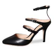 Genuine leather releases drive India women's formal shoes
