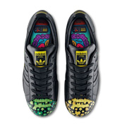 Pharrell, adidas team up for new Superstar Supershell collection