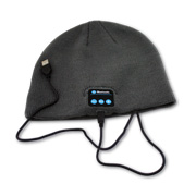 Acrylic Bluetooth headphone beanie