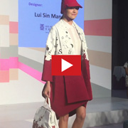 Young designers show bold, chic creations [VIDEO]