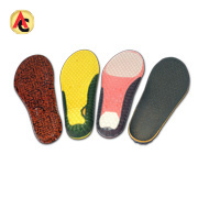 Eco-friendly patented correctional insoles