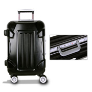 Smart luggage features anti-loss GPS tracker