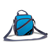 Sling bag is water-resistant