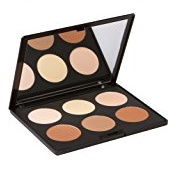 Contour Kit and Highlighting Powder Palette (Cruelty- and Paraben-Free)