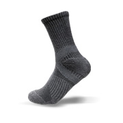 Sports socks have patented protection bands