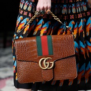 China's affluent choose Gucci handbags, footwear