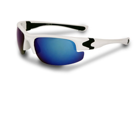 UV400-protective men's sports sunglasses
