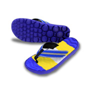 Men's flip-flops have nonslip EVA soles