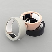 New smart ring puts fingerprint biometrics to use