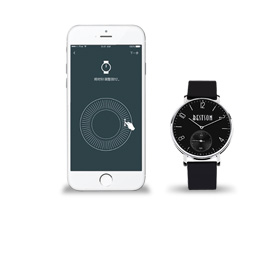Multifunction watch doubles as camera